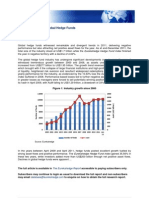 Eurekahedge March 2012 - 2011 Key Trends in Global Hedge Funds