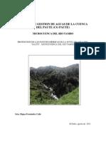 Consejo de Gestion de Aguas de La Cuenca Del Paute