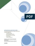 Laporaannnpengendapan Protein Plasma (2)