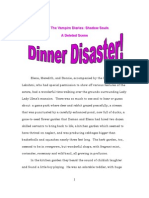 LjSmith Cuts Shadow Souls Dinner Disaster