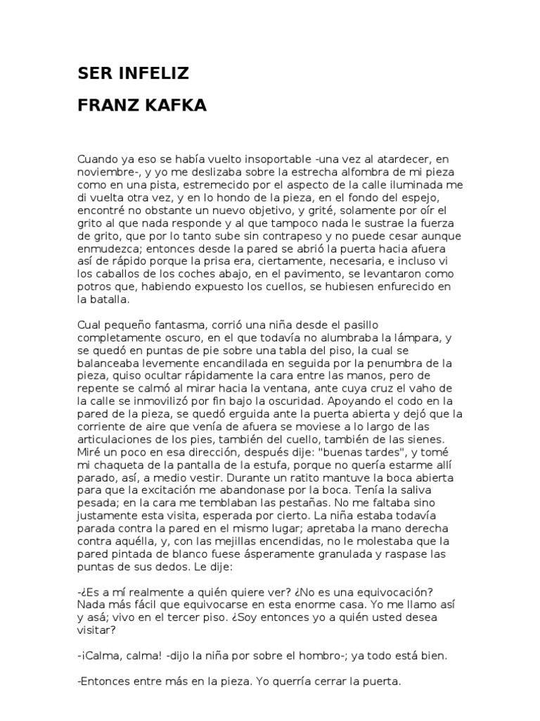 franz kafka artist vs society essay Kafka's image of the world has persisted because he identified a quintessential quality of society and branded it–with a trial, a castle, a bug, a hunger artist, a penal colony.