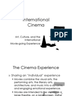 Origins of Cinema