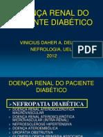 DOENÇA RENAL DO DIABÉTICO- ALUNOS MEDICINA- 2012 revisada- PPT ANTIGO