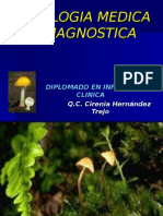 Micologia Medica y Diagnostic A- Introduccion