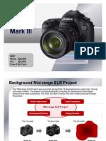 Launch EOS 5D Mark III
