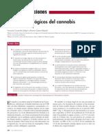 Efectos Psicologicos Del Cannabis