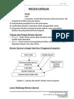 Arkom 05 (Pendukung Sistem Operasi)