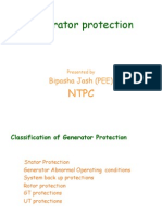 Generator Protection 1