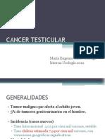 Cancer Testicular