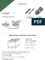 Transmission Lines Fundamentals