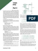 PLL Design Part #3