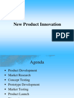 New Product Innovation Ppt