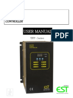 User Manual Tfp Series