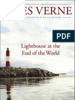 Lighthouse at the End of the World the First English Translation of Verne 039 s Original Manuscript Bison Frontiers of Imagination