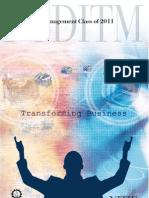 PGDITM Brochure