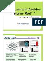 NANO-REX Lubricant Additive