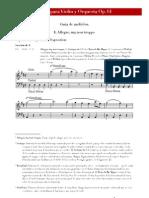 Beethoven Concierto Violin Op 61