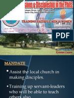 November 2010 - Promotional Presentations