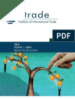 IITrade Prospectus 2012