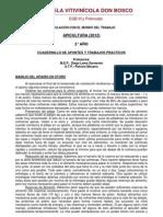Apunte Apicultura 2° Año - 2012 - EVDB