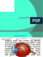 Power Point Glaukoma