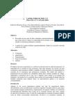 Fisica II - Informe Ley de Ohm