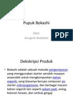 Pupuk Bokashi
