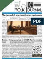 The Suffolk Journal 3/21/2012