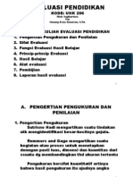 004. Evaluasi Belajar Power Point
