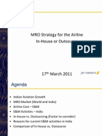 Jet Airways MRO Market