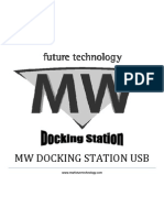 Manuale Docking Station