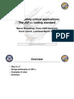 JSF++ AV Coding Standard NL