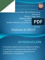 Sindrome de HELLP-Final