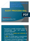 Audit Process Isas
