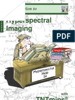 Introduction to Hyper Spectral Images