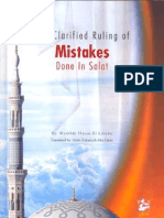84067976 the Clarified Ruling of Mistakes Done in Salah