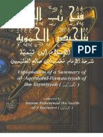 84450332 Explanation of a Summary of Aqeedatul Hamawiyyah of Shaikh Al Islam Ibn Taymiyyah
