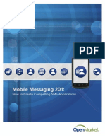 How to Create Compelling SMS Applications FINAL