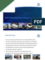 BIPV Development Project