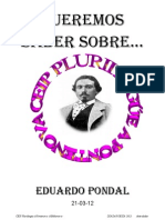 Dia Da Poesia Eduardo Pondal