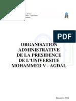 Org Admin PU