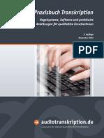 Praxisbuch-Transkription