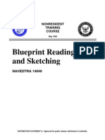 Blueprint Reading and Sketching_14040