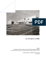 La Maison Carre - Lorena D. Alvarez Beaumont Grayeb