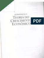 Teoria do Crescimento Econômico