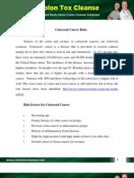 Colorectal Cancer Risks