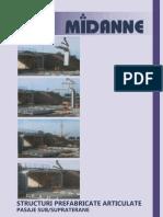 Structuri Pref Articulate Pasaje Sub-supraterane