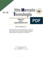 diritto mercato tecnologia