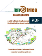 Growing Health Trainers Training Manual 2011