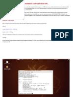 Desbloquear Wifi en Linux